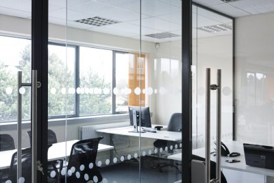 Polar 30 Glazed Partitioning