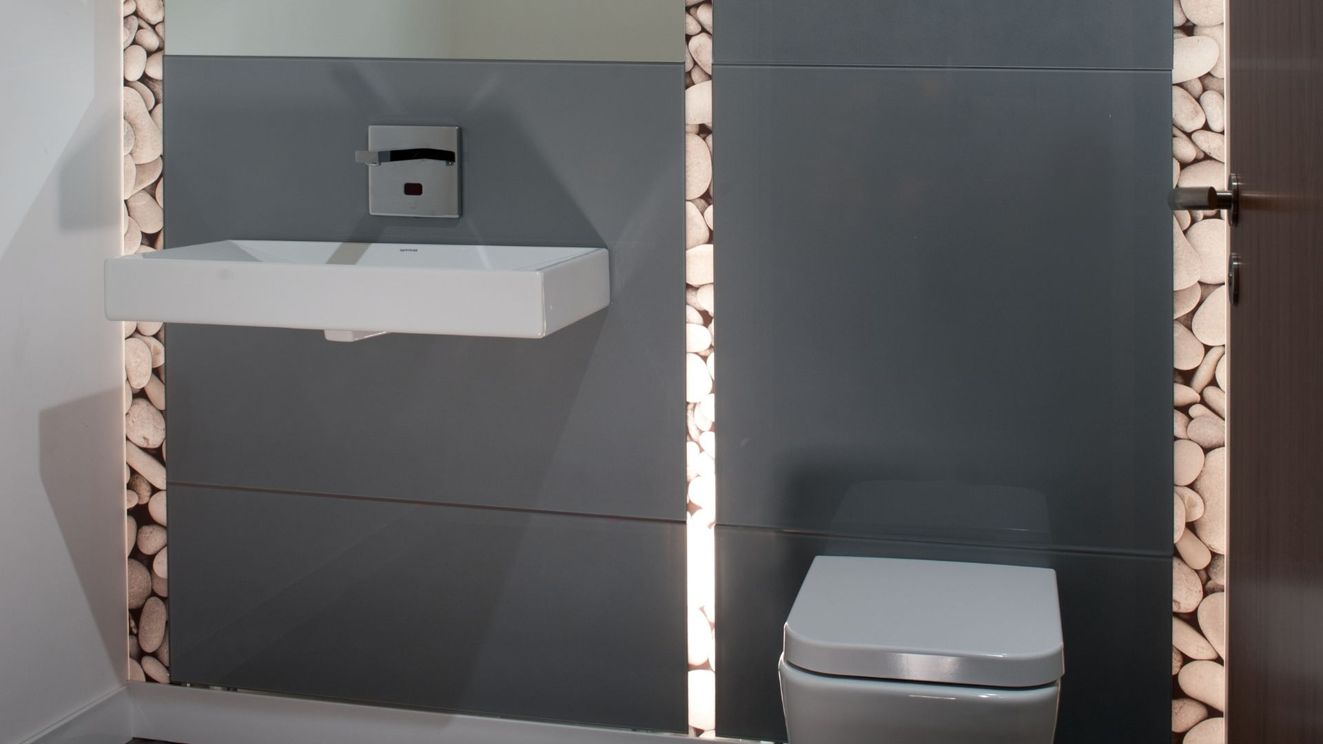 Individual washroom